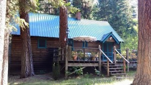 The Gibson Family Cabin, Boise National Forest